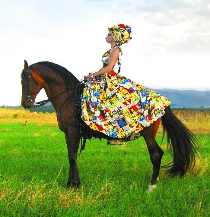 Кралицата на керваните