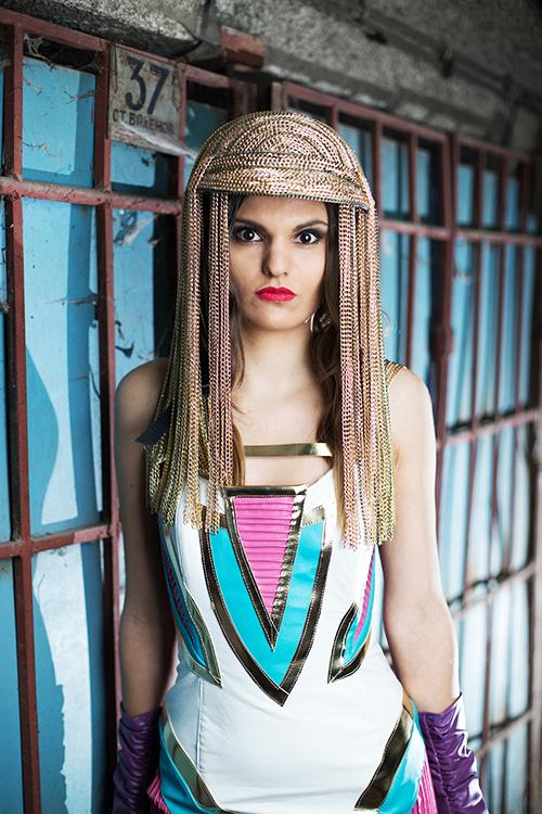 Каска Cleopatra