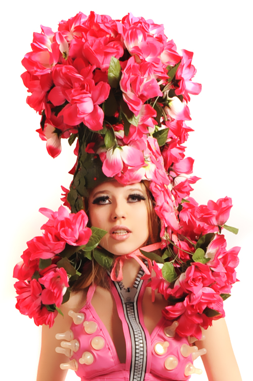 Шапка Roses