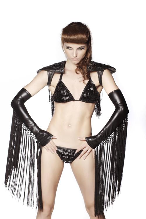 Бански Black angel