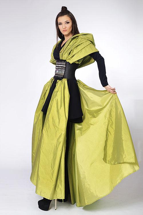 Вечерна рокля Geisha