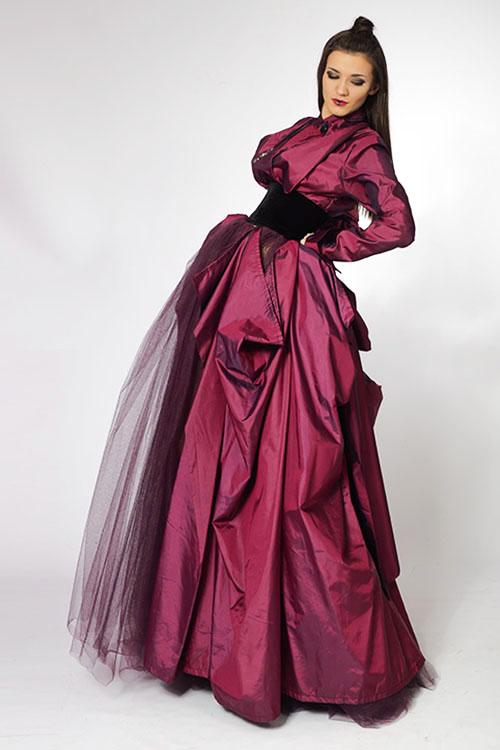 Вечерна рокля Жизел