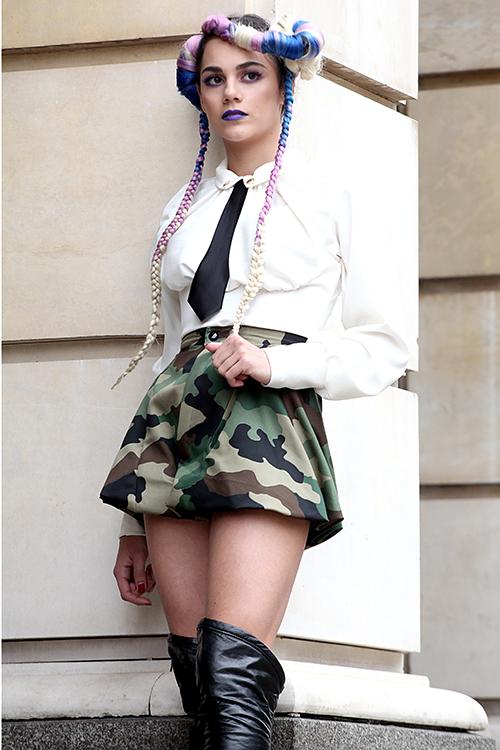 Панталонки Military girl