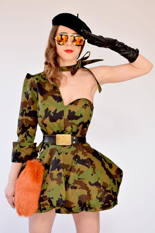 Рокля Soldier