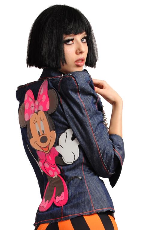 Сако Minnie mouse - Уникат