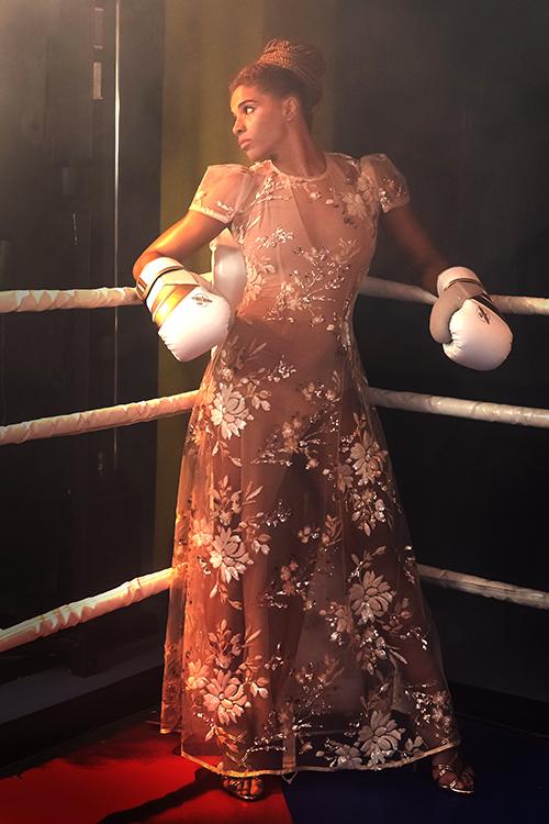 Вечерна рокля Magnificent