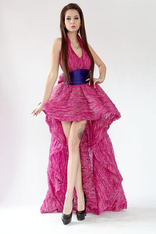 Вечерна рокля Нежна