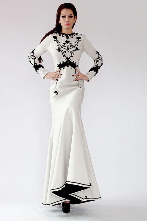 Вечерна рокля  Българка