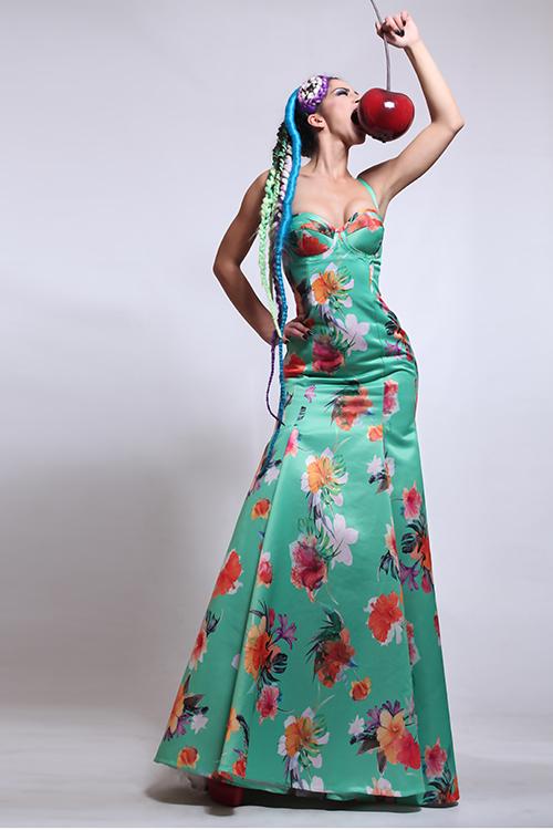 Вечерна рокля Magnetic