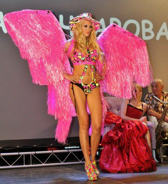 Grand glamour show