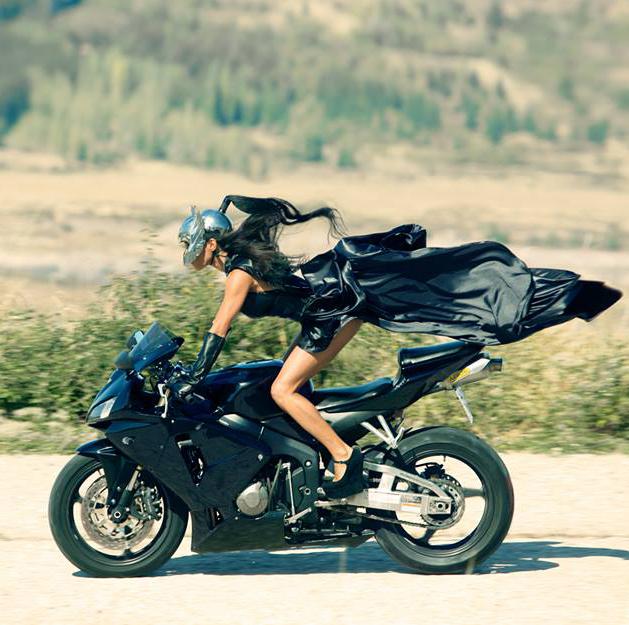 Guest rider