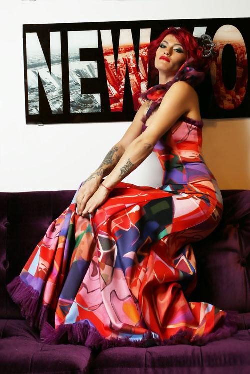 Fashion with  Nikita Bergendorff